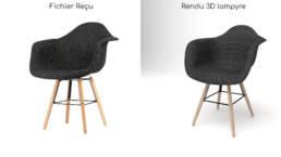 Mobilier 3D