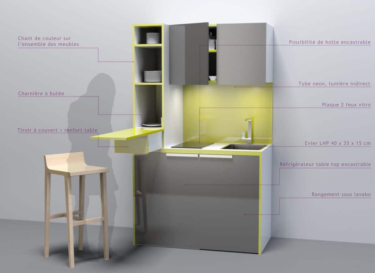 Modelisation 3d Creation De Cuisines Pour Appartement Temoin Lampyre 3d